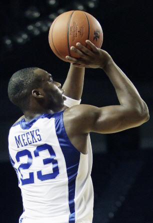 Hoops Report: Jodie Meeks has an early 2nd round guarantee